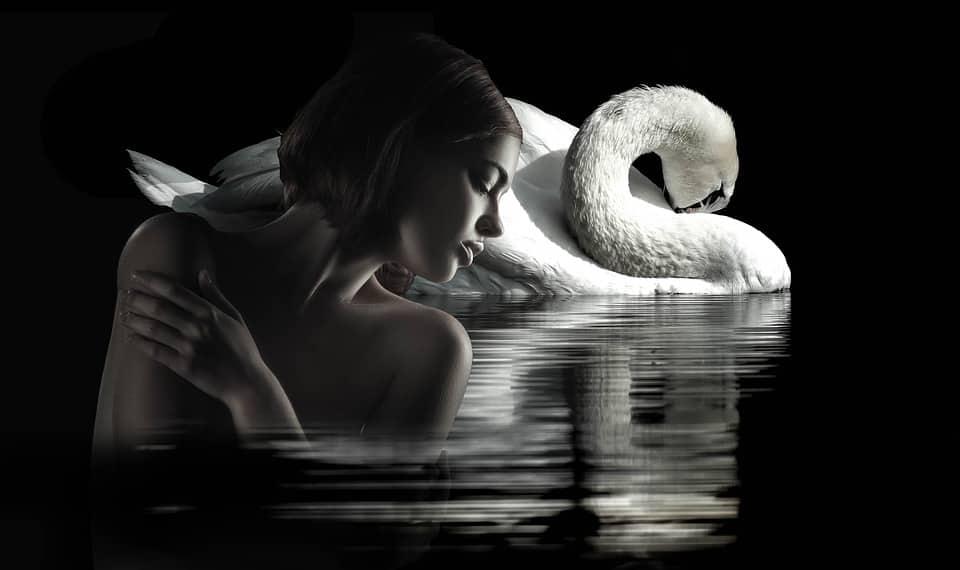 La légende de la femme-cygne